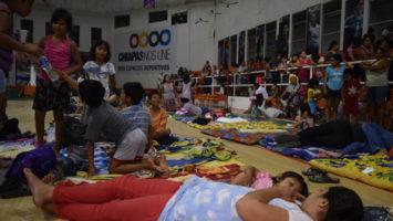 México recibirá nuevas ayudas para los niños afectados por el terremoto.
