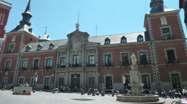 Sede del Ministerio de Asuntos Exteriores.