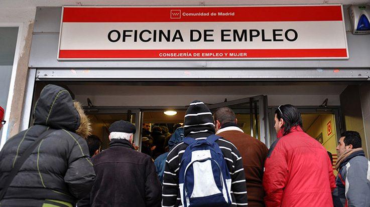 La tasa de paro en España bajará del 14 por ciento a partir del segundo trimestre del 2019, hasta el 13,8 por ciento.