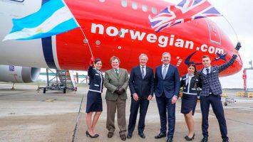 Norwegian comienza a ofrecer sus vuelos domésticos después de ocho meses en el mercado argentino.