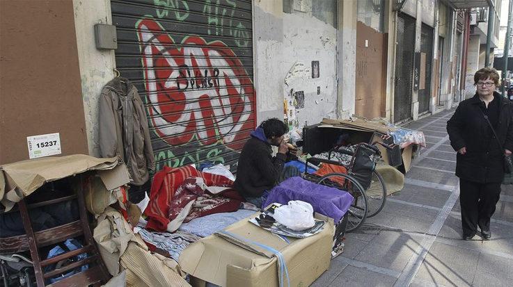 El índice de exclusión social en España ha aumentado en los últimos ocho años, un 27,9 por ciento.