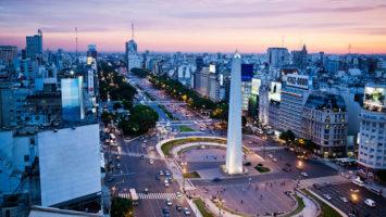 El precio del metro cuadrado de una vivienda en Buenos Aires se ha incrementado en un 13 por ciento.