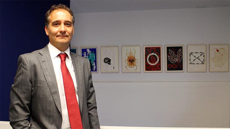 Sergio Blas, líder de Analytics en IBM España, Portugal y Grecia.