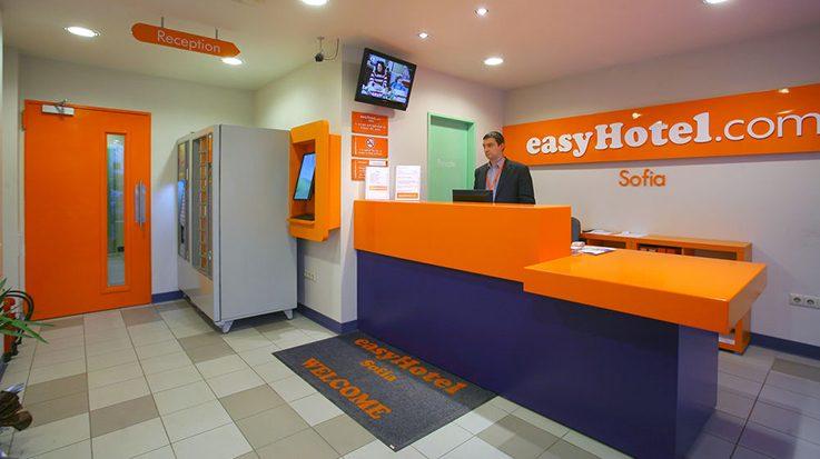 EasyHotel invierte 16 millones de euros en abrir su primer hotel de España.