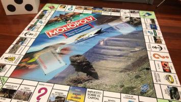 La edición especial Monopoly Islas Canarias.