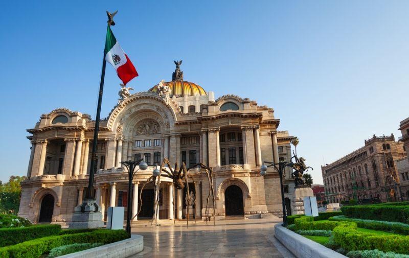 La capital mexicana se confirma entre las 10 ciudades más turística gracias a su excelente conectividad aérea y terrestre.