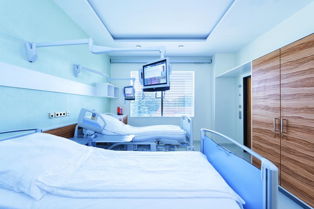 El sistema de salud brasilero cuenta 232 camas por cada 100.000 habitantes.