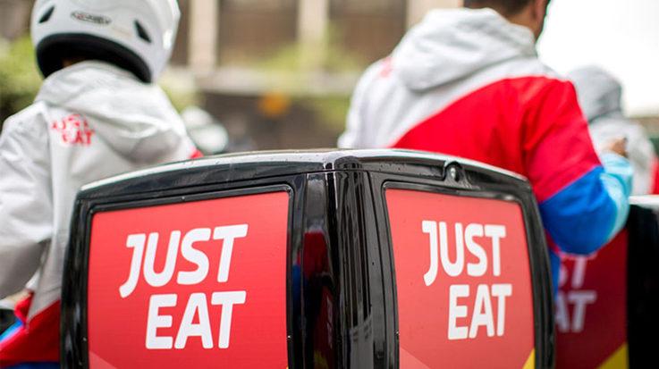 La cadena de comida rápida a domicilio Just Eat ha registrado una facturación de 158 millones de euros.