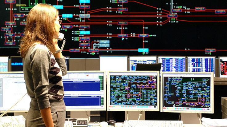 La red eléctrica presenta un resultado neto (Ebit) 767,7 millones de euros.