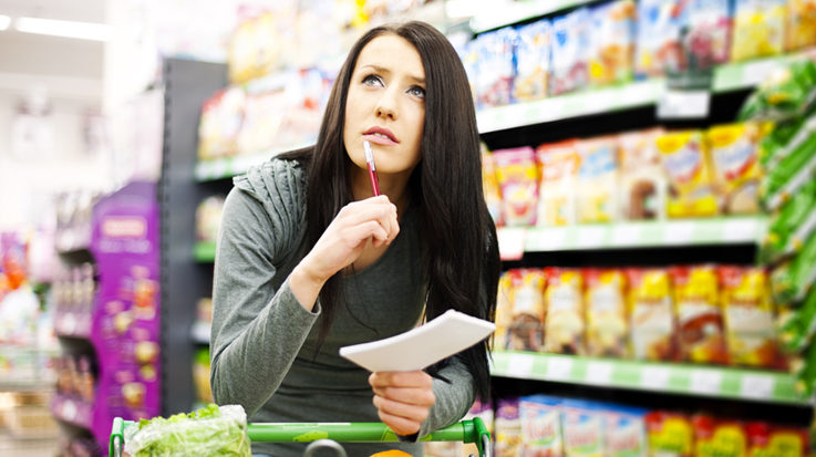 Al momento de comprar las mujeres son más fieles a sus marcas.