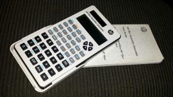 Modelo de calculadora científica que se usará en el examen RFIR.
