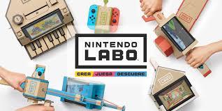 Nintendo prevé aumentar la cercanía entre padres e hijos con uno de sus productos más modernos: Nintendo Labo.