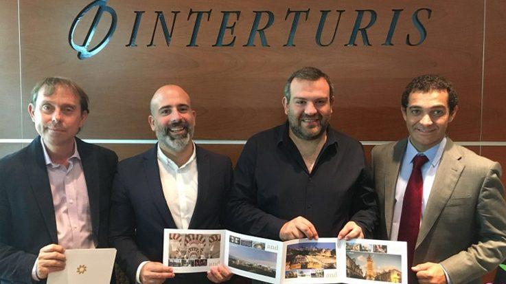 La empresa Interturis será uno de los que promociona a la marca Andalusian Soul en Argentina.