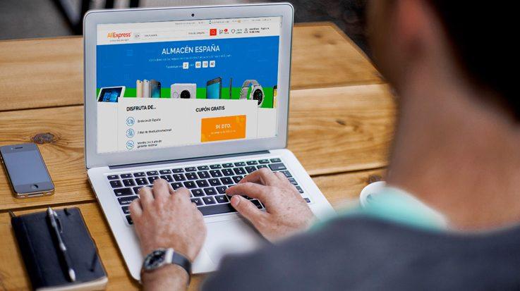 A través de 'Redescubre AliExpress' busca competir con Amazon en España.