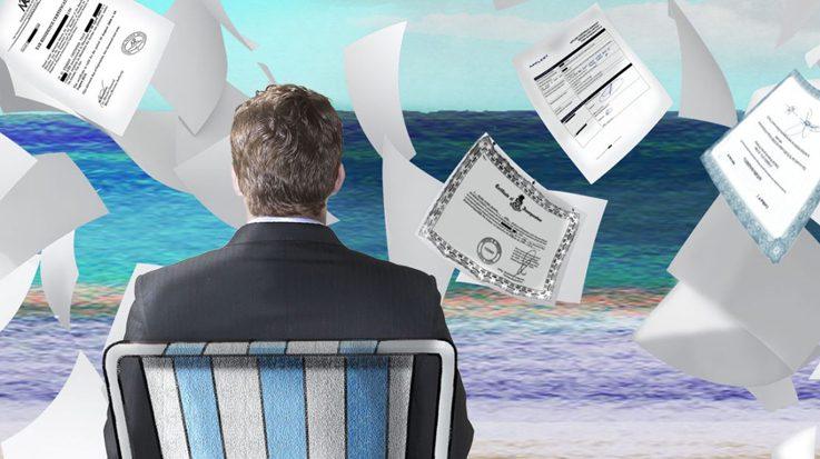 Altos funcionarios, políticos, empresarios y periodistas latinoamericanos figuran en los 'Paradise Papers'.