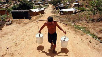 Latinoamérica dispone del 33 por ciento de los recursos hídricos del planeta.