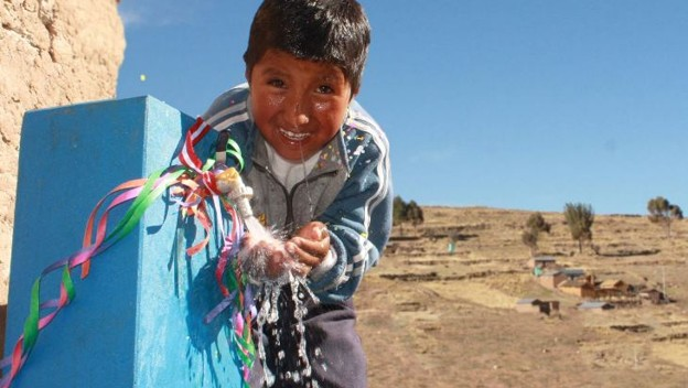 Solo el 60 por ciento de la población de Colombia, Nicaragua y Guatemala tiene acceso directo al agua potable.