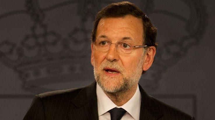 Mariano Rajoy, presidente de España.