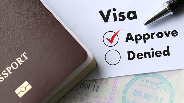 Venezuela es el sexto país de Sudamérica con el mayor número de visas estadounidenses aprobadas durante el 2017.