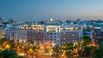 Hotel InterContinental Madrid.