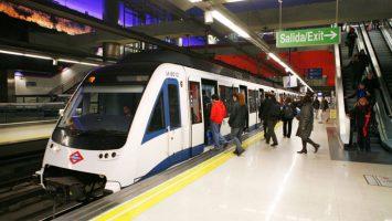 El préstamo otorgado por el Banco Europeo de Inversiones para la renovación del Metro de Madrid tiene un plazo de 20 años.