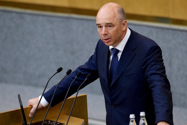 Anton Siluanov, ministro de Finanzas de Rusia.