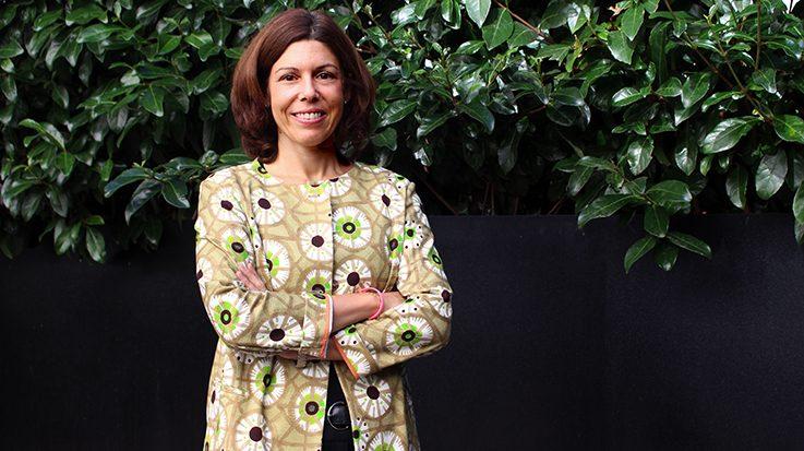 Mercedes Almendro, directora de Gestión de Personas del Área Internacional y Corporativa de Mahou-San Miguel.