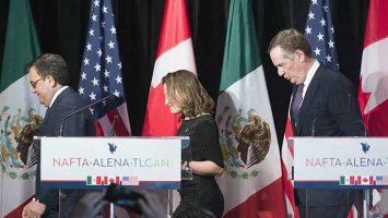 El nuevo Tratado de Libre Comercio de América del Norte se firmará en Buenos Aires, Argentina.