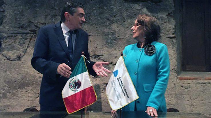México y Segib crearán 100 becas de movilidad para estudiantes mexicanos que quieran completar sus estudios en cualquier país de Iberoamérica.