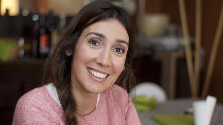 Sheila Justo Sánchez, representante de la Vocalía de Médicos Jóvenes y MIR de Amyts.