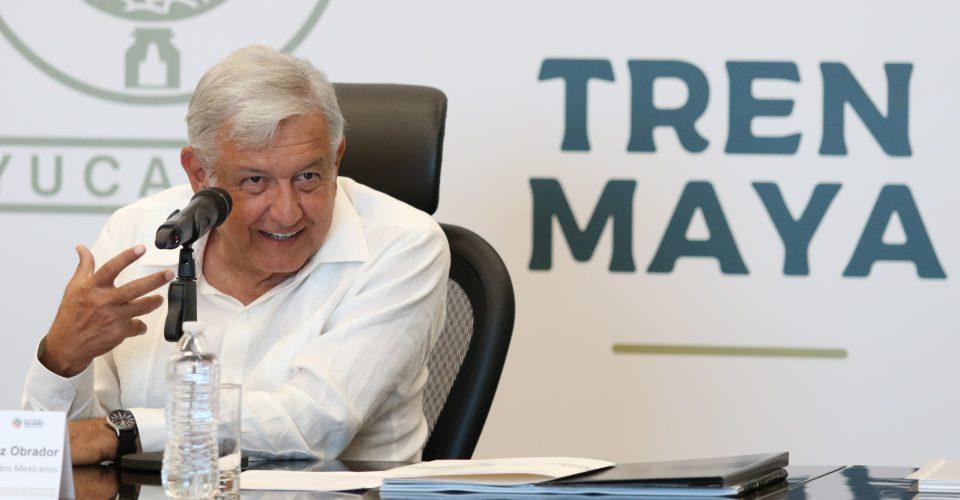 El Tren Maya servirá para conectar varios estados del sureste de México.
