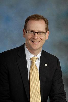 Andrew Harrison, director comercial de Alaska Airlines.