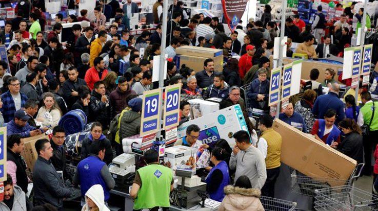 El 68 por ciento de los españoles reconoce que comprará algún producto durante la celebración del 'Black Friday' este próximo 23 de noviembre.