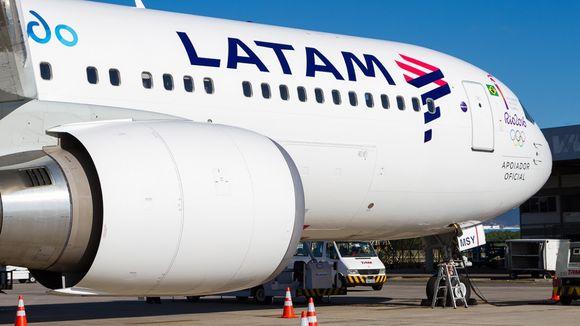 El número de pasajeros en Latam Airlines ha crecido un 6 por ciento.