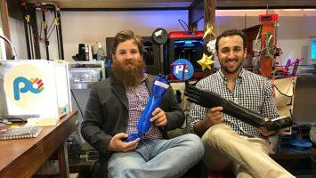 Fernando Vallese y Eric Dijkhuis, cofundadores de PO.