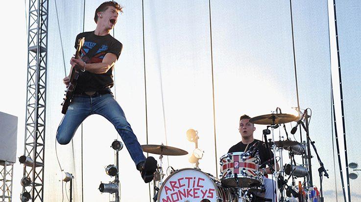 Arctic Monkeys regresa a los escenarios el 23 de febrero de 2019 en Australia.