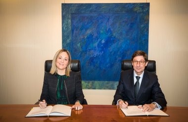 BEI y Bankia ponen 50 millones de euros a disposición de las pymes y empresas de mediana capitalización para incentivar la contratación de los jóvenes desempleados.