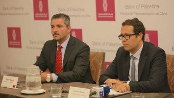 El Banco de Palestina es la única entidad árabe con oficina de representación en América Latina.