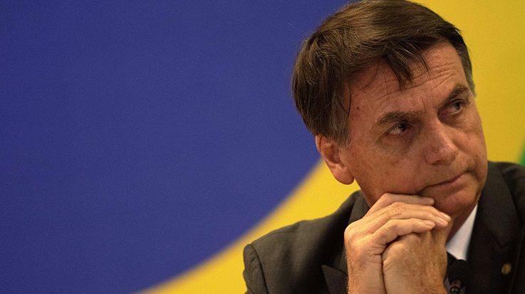 Jair Bolsonaro no acudirá a la Cumbre del G20 y en su lugar irán el presidente Michel Temer y el canciller Aloysio Nunes.