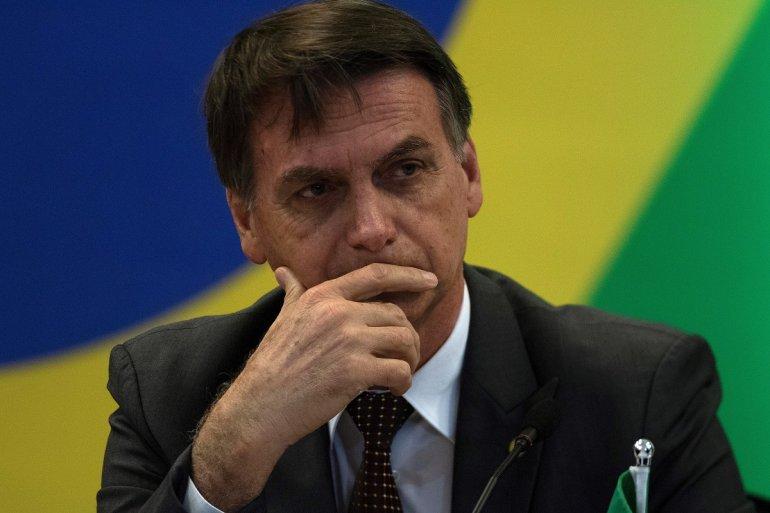 Bolsonaro recibirá al asesor de Seguridad Nacional de la Presidencia de Estados Unidos, John Bolton, en Brasil.