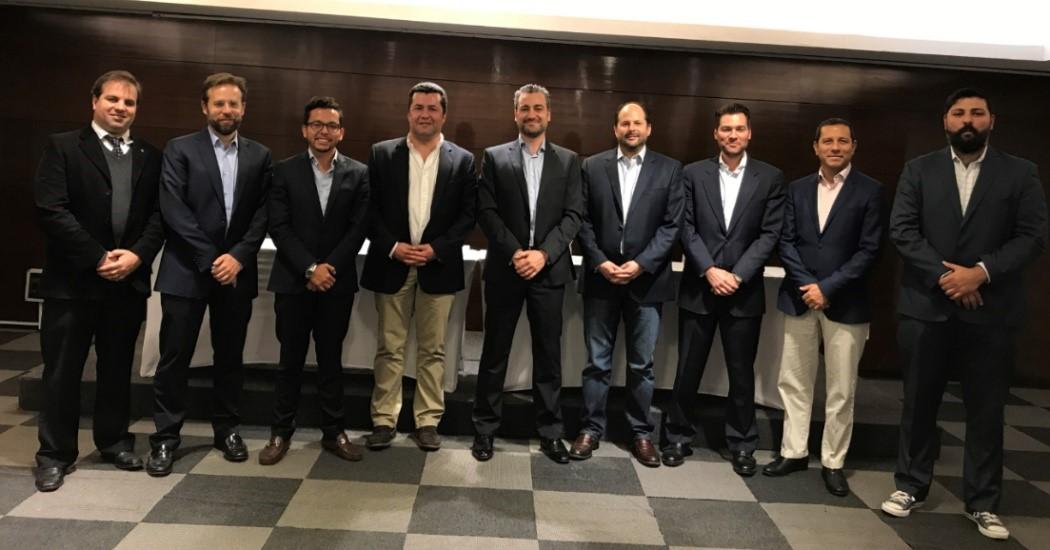 Los miembros de laAlianza FinTech IberoAmérica.