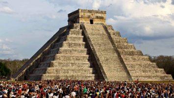 México ha sido escogido por 28,6 millones de extranjeros como destino turístico en 2017.