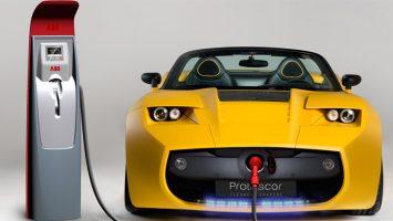 El uso de coches eléctricos no sólo reducirá costes sino que también 300.000 toneladas del CO2.