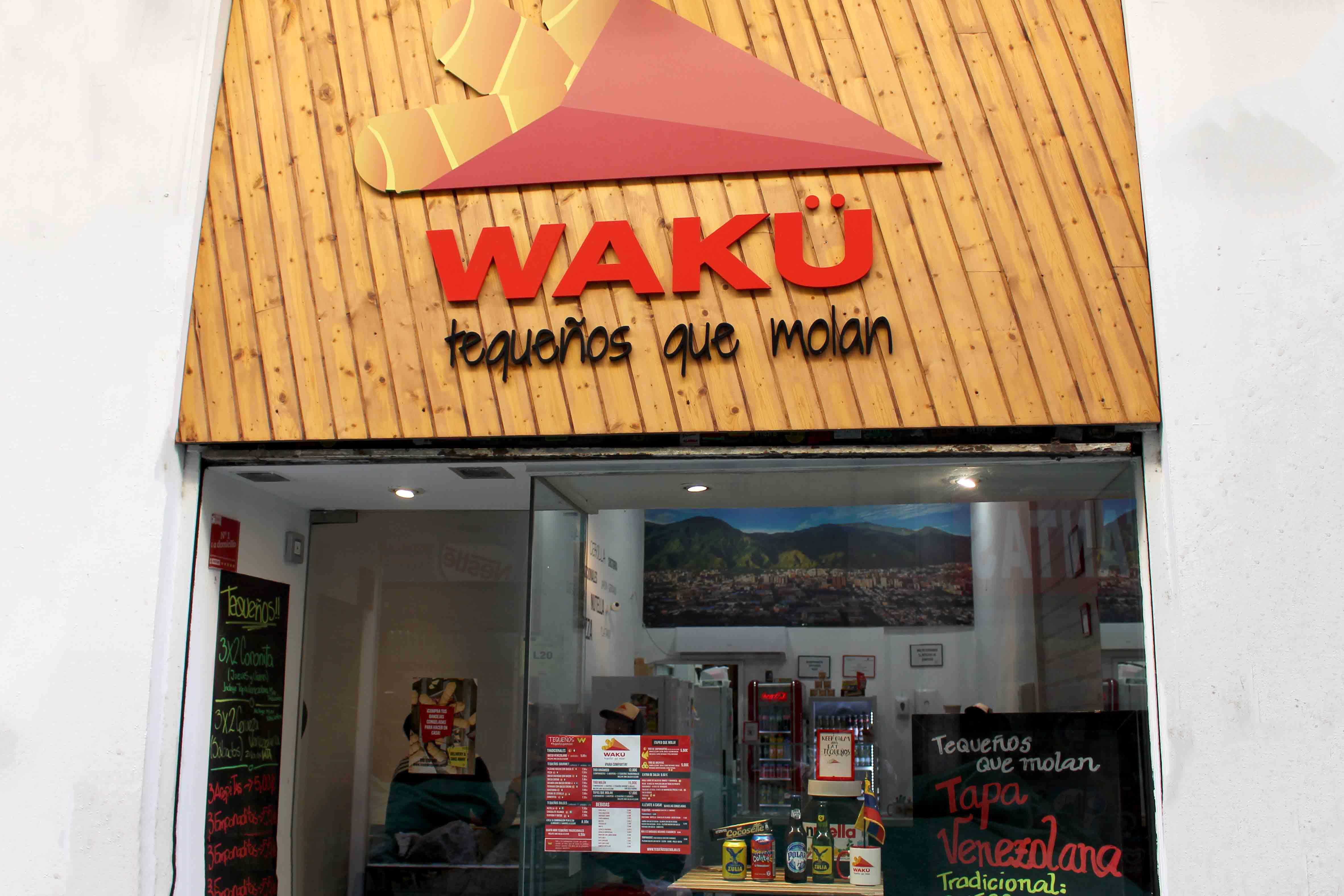 Los comienzos de Wakü fueron a través de Instagram.