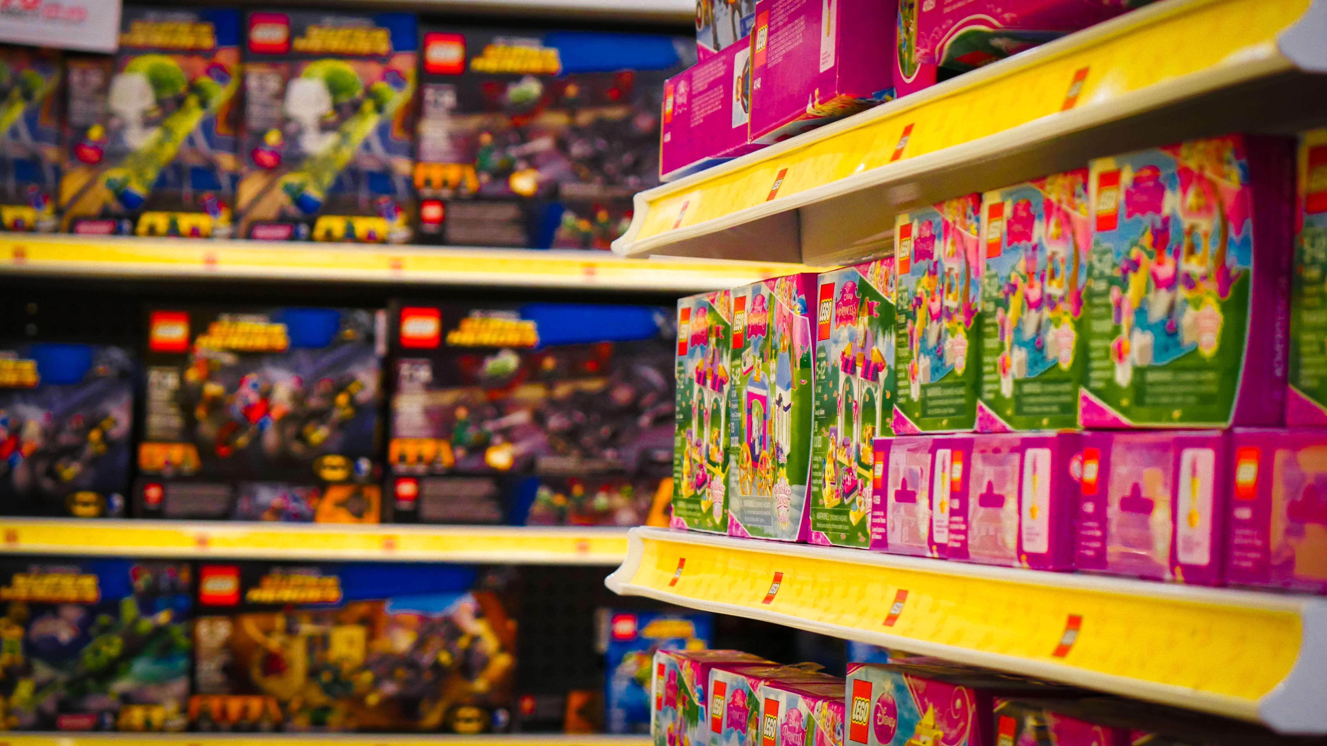 Las ventas de juguetes al exterior registraron un incremento del 20,33 por ciento en el mes de agosto.