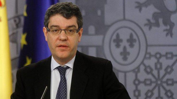 Álvaro Nadal, ministro de Energía, Turismo y Agenda Digital.