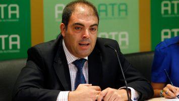 Lorenzo Amor, presidente de la Federación Nacional de Asociaciones de Trabajadores Autónomos.