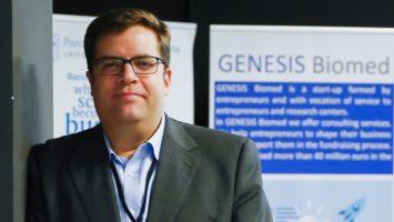 Josep Lluís Falcó, fundador y CEO de Genesis Biomed.