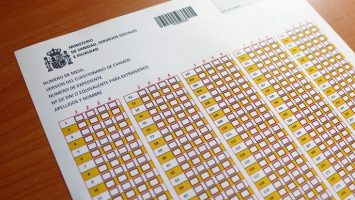 Plantilla de respuestas del examen MIR.