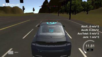 El sistema Coche que Aprende a Actuar (Carla) enseña a los coches de conducción autónoma a reaccionar sin un conductor en distintas situaciones climáticas o de iluminación.